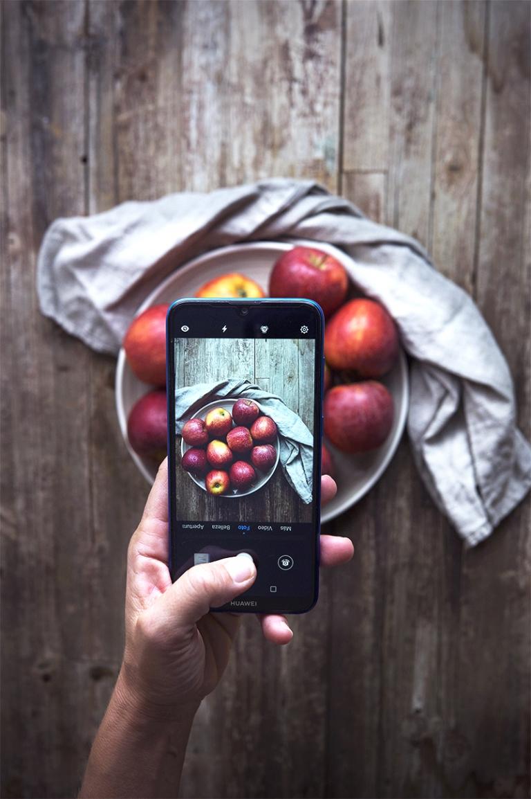 fotografía móvil para emprendedores